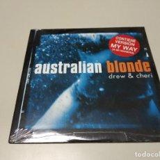 Discos de vinilo: 0220-AUSTRALIAN BLONDE DREW & CHERI 2 TRACKS CD NUEVO LIQUIDACIÓN!!. Lote 194722845