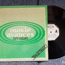Discos de vinilo: MOVIE AVANCES INVIERNO - PROMOCIONAL ESPECIAL TIENDAS. AÑO 1.983. MOVIEPLAY. Lote 194723478