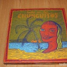 Discos de vinilo: LOS CHUNGUITOS - BAILA CON LOS CHUNGUITOS - EMI 062 7949031 - 1990. Lote 194723785