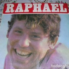 Discos de vinilo: RAPHAEL - BSO BANDA SONORA EL GOLFO LP DE SELLO LA VOZ DE SU AMO EDICION ESPAÑOL DEL AÑO 1968. Lote 194723977