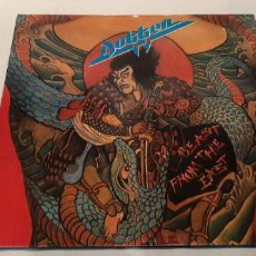 Discos de vinilo: DOKKEN -BEAST FROM THE EAST- (1988) 2 X LP DISCO VINILO. Lote 194724021