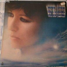 Discos de vinilo: LP MARI TRINI. UNA ESTRELLA EN EL JARDÍN, 1982.. Lote 194724050