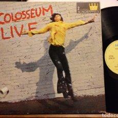 Discos de vinilo: COLOSSEUM LIVE DOBLE LP ALEMANIA. Lote 194724377