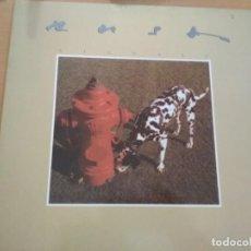 Discos de vinilo: RUSH SIGNALS LP SPAIN INSERTO 1982. Lote 194724731