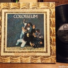 Discos de vinilo: COLOSSEUM THOSE WHO ARE ABOUT TO DIE SALUTE YOU INGLATERRA 1969. Lote 194724868