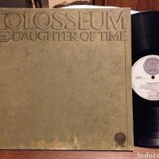 Discos de vinilo: COLOSSEUM DAUGHTER OF TIME VERTIGO ALEMANIA 1970. Lote 194725298