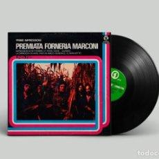 Discos de vinilo: PREMIATA FORNERIA MARCONI – PRIME IMPRESSIONI 1976 ITALIA. Lote 194727325