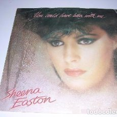 Discos de vinilo: SHEENA EASTON YOU COULD HAVE BEEN WITH ME. Lote 194728006