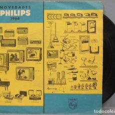 Discos de vinilo: NOVEDADES PHILIPS. 1964. Lote 194728111