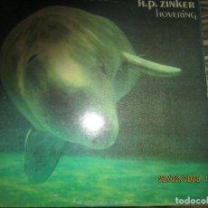 Discos de vinilo: H.P. ZINKER - HOVERING LP - ORIGINAL INGLES - ROUGHNECK RECORDS 1991 CON FUNDA INT. MUY NUEVO (5).. Lote 194728917