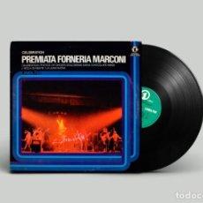 Discos de vinilo: PREMIATA FORNERIA MARCONI – CELEBRATION 1976 ITALIA. Lote 194729170