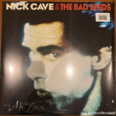 Discos de vinilo: NICK CAVE & THE BAD SEEDS ‎– YOUR FUNERAL ... MY TRIAL. DISCO VINILO. ENTREGA 24H. Lote 194729203