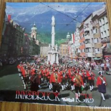 Discos de vinilo: INNSBRUCK TIROL IGLS . Lote 194729373