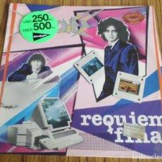 Discos de vinilo: TACONES - REQUIEM FINAL - SIN DESPRCINTAR . Lote 194730173