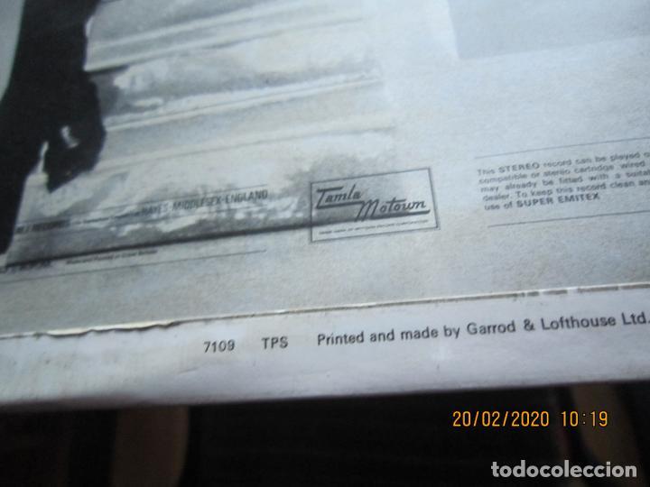 Discos de vinilo: THE SUPREMES - TOUCH LP - ORIGINAL INGLES - TAMLA MOTOWN RECORDS 1971 - STEREO - - Foto 4 - 194730691