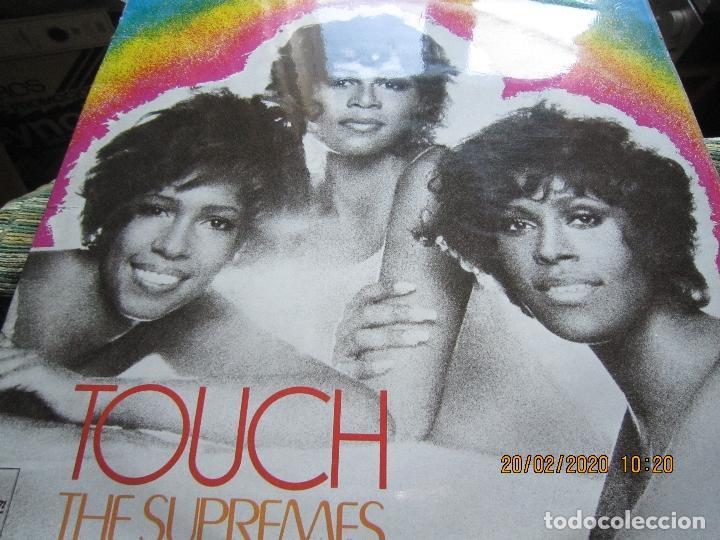 Discos de vinilo: THE SUPREMES - TOUCH LP - ORIGINAL INGLES - TAMLA MOTOWN RECORDS 1971 - STEREO - - Foto 8 - 194730691