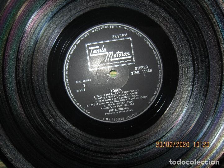 Discos de vinilo: THE SUPREMES - TOUCH LP - ORIGINAL INGLES - TAMLA MOTOWN RECORDS 1971 - STEREO - - Foto 10 - 194730691
