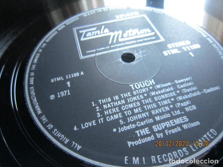 Discos de vinilo: THE SUPREMES - TOUCH LP - ORIGINAL INGLES - TAMLA MOTOWN RECORDS 1971 - STEREO - - Foto 11 - 194730691