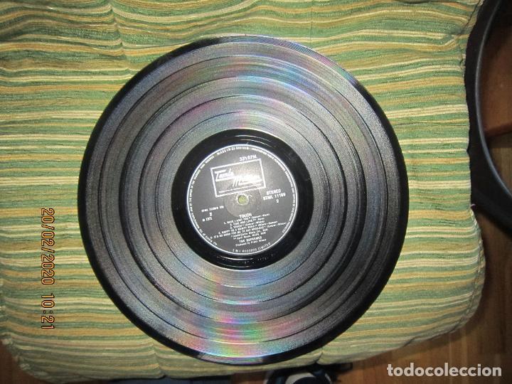 Discos de vinilo: THE SUPREMES - TOUCH LP - ORIGINAL INGLES - TAMLA MOTOWN RECORDS 1971 - STEREO - - Foto 12 - 194730691