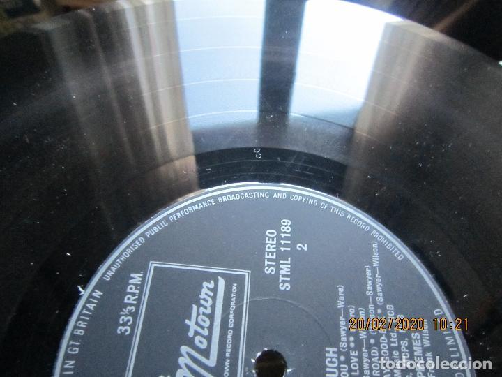 Discos de vinilo: THE SUPREMES - TOUCH LP - ORIGINAL INGLES - TAMLA MOTOWN RECORDS 1971 - STEREO - - Foto 14 - 194730691