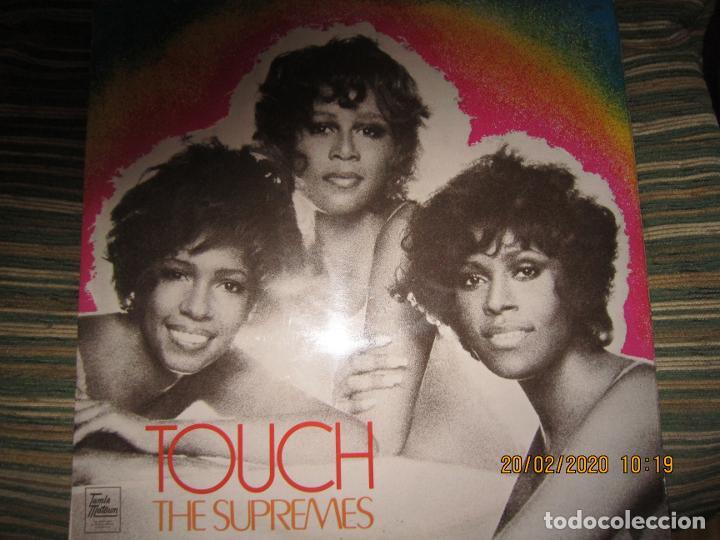 Discos de vinilo: THE SUPREMES - TOUCH LP - ORIGINAL INGLES - TAMLA MOTOWN RECORDS 1971 - STEREO - - Foto 16 - 194730691
