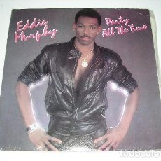 Discos de vinilo: EDDIE MURPHY PARTY ALL THE TIME. Lote 194730796