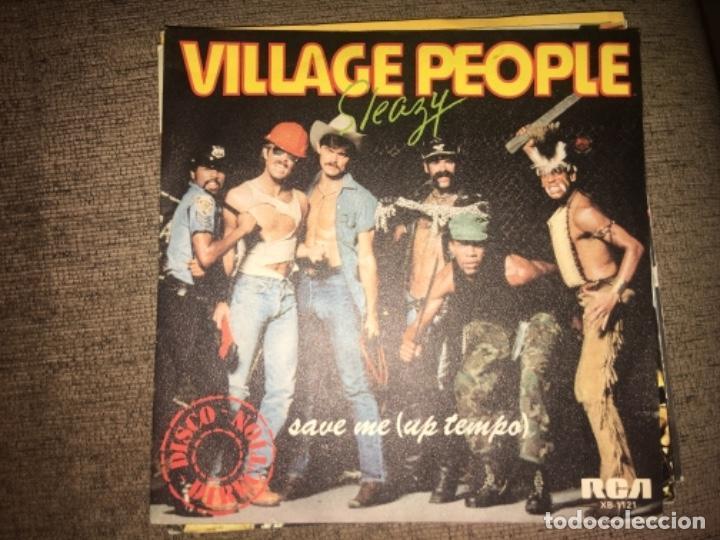 """VILLAGE PEOPLE: SAVE ME 7"""" (Música - Discos - Singles Vinilo - Otros estilos)"""