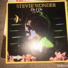 """Discos de vinilo: STEVIE WONDER: DO I DO 7"""". Lote 194732155"""