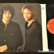 Discos de vinilo: ILLINOIS SPEED PRESS - DUET 1970, 2º LP !! KILLERS GUITARS..PAUL COTTON, POCO, RARA ORG EDT USA, EXC. Lote 194732273