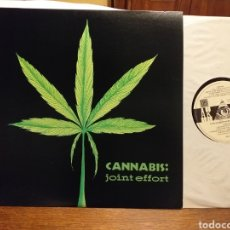 Discos de vinilo: CANNABIS JOINT EFFORT AKARMA PROGROCK. Lote 194732617