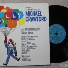 Discos de vinilo: BILLY BSO MICHAEL CRAWFORD LP VINYL GATEFOLD MADE IN ENGLAND 1974. Lote 194733723
