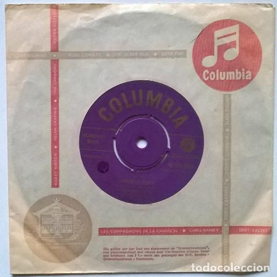 HUGO AND LUIGI. ROCKABILLY PARTY/ SHENANDOAH ROSE. COLUMBIA 1957 SINGLE (Música - Discos - Singles Vinilo - Rock & Roll)