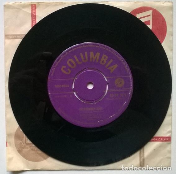 Discos de vinilo: Hugo and Luigi. Rockabilly Party/ Shenandoah Rose. Columbia 1957 single - Foto 2 - 194736121