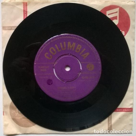 Discos de vinilo: Hugo and Luigi. Rockabilly Party/ Shenandoah Rose. Columbia 1957 single - Foto 3 - 194736121