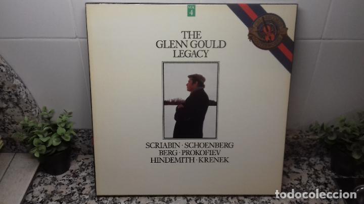 THE GLENN GOULD LEGACY (Música - Discos de Vinilo - Maxi Singles - Clásica, Ópera, Zarzuela y Marchas)