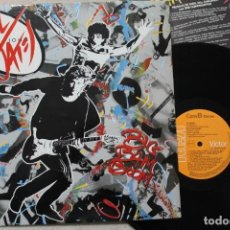 Discos de vinilo: DARY HALL JOHN OATES BIG BAM BOOM LP VINYL MADE IN SPAIN 1984. Lote 194738027