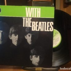 Discos de vinilo: THE BEATLES WITH THE BEATLLES LP GERMANY 1981 PEPETO TOP . Lote 194739428