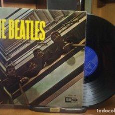Discos de vinilo: THE BEATLES THE BEATLES LP SPAIN 1964 PEPETO TOP . Lote 194739612