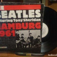 Discos de vinilo: THE BEATLES THE BEATLES - HAMBURG 1961 LP EUROPA 1984 PEPETO TOP . Lote 194739870