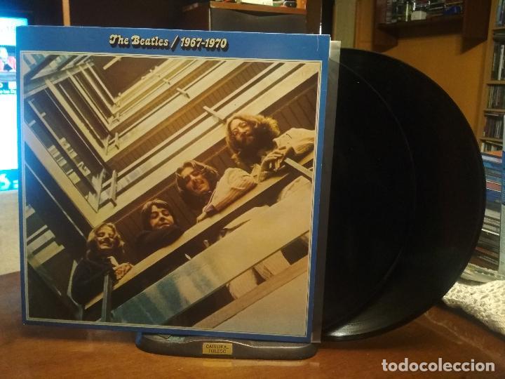 THE BEATLES THE BEATLES 1967-1970 LP SPAIN 1973 PEPETO TOP (Música - Discos - LP Vinilo - Pop - Rock - Extranjero de los 70)