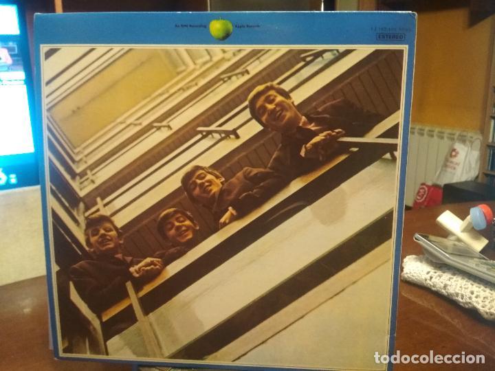 Discos de vinilo: THE BEATLES THE BEATLES 1967-1970 LP SPAIN 1973 PEPETO TOP - Foto 3 - 194740197