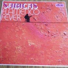 Discos de vinilo: SABICAS - FLAMENCO FEVER . Lote 194746523