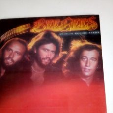 Discos de vinilo: BEE GEES SPIRITS HAVING FLOWN. Lote 194746548