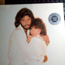 Discos de vinilo: LP STREISAND GUILTY. Lote 194746585