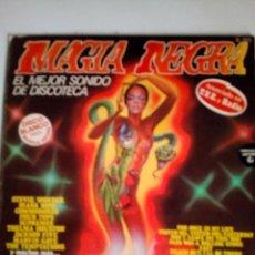 Discos de vinilo: LP MAGIA NEGRA. Lote 194746687