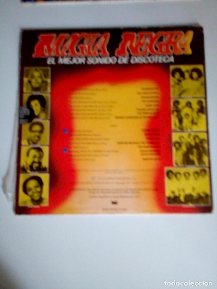 Discos de vinilo: LP MAGIA NEGRA - Foto 2 - 194746687