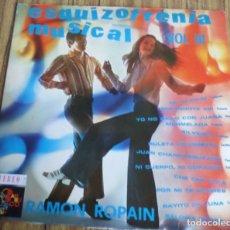 Discos de vinilo: ESQUIZOFRENIA MUSICAL III -- RAMON ROPAIN . Lote 194748362