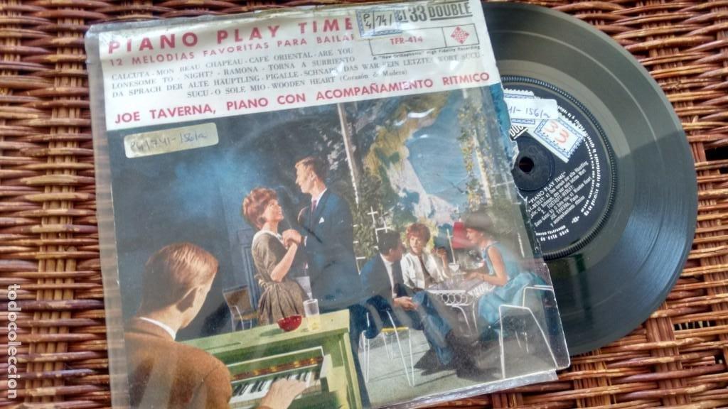 EP ( VINILO) DE JOE TAVERNA (Música - Discos de Vinilo - EPs - Orquestas)