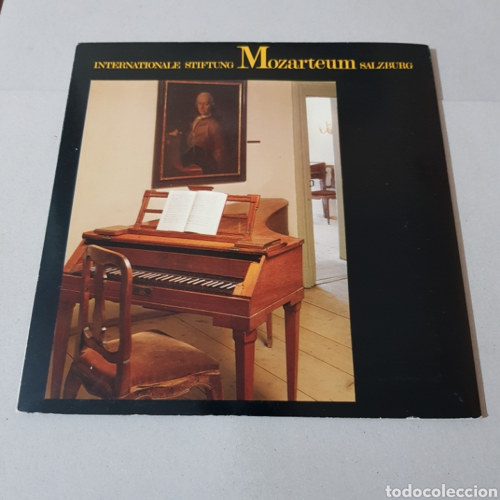 Discos de vinilo: INTERNATIONALE STIFTUNG MOZARTEUM SALZBURG - MOZART - Foto 3 - 194751662