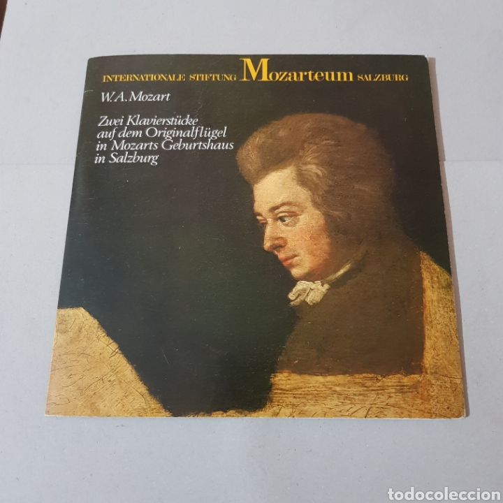 Discos de vinilo: INTERNATIONALE STIFTUNG MOZARTEUM SALZBURG - MOZART - Foto 6 - 194751662